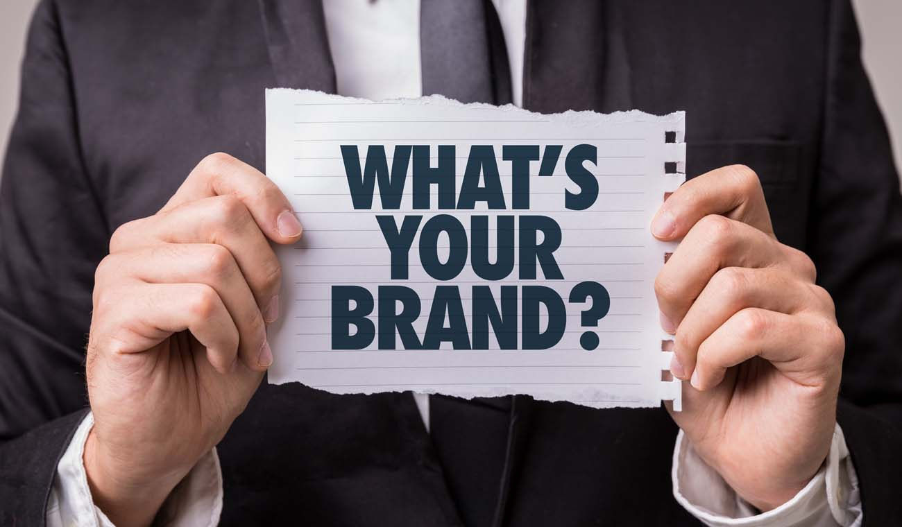 Define your brand with marketing