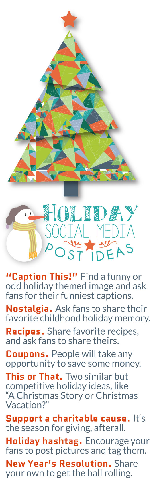 8 Holiday Social Media Post Ideas