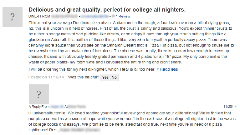 Funniest reviews of Google plus