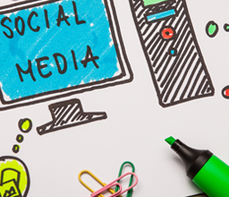Trends in small business social media marketing