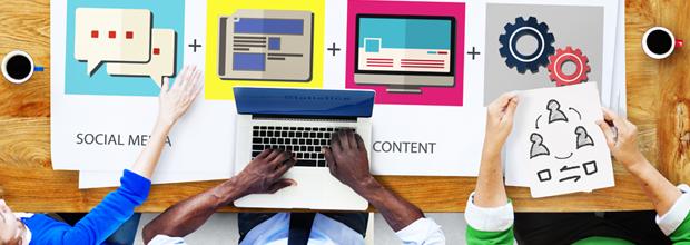 social media marketing management blog post