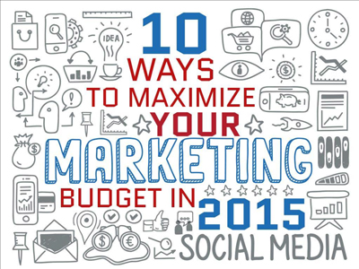 10 Ways to Maximize Your Marketing Budget in 2015