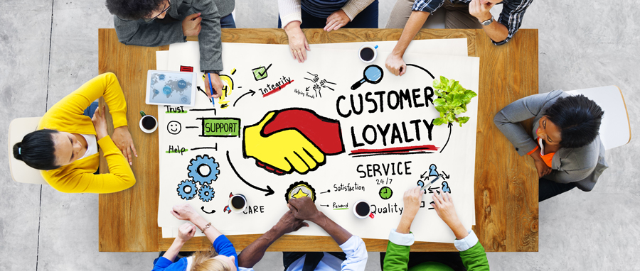 Building customer loyalty through your marketing