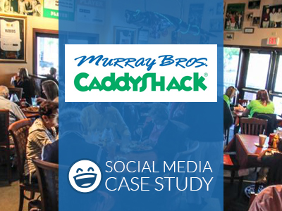 Social Media Marketing Case Study | Murray Bros Caddyshack