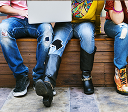 Marketers are beginning to target a new cohort of young people: Generation Z.