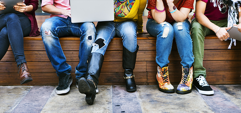 Marketers are beginning to target a new cohort of young people
