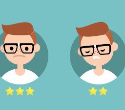 Can a positive review actually hurt your business?