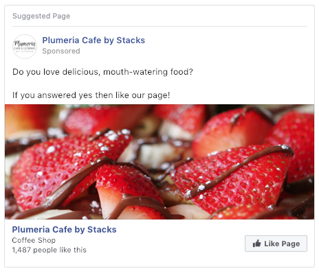 Stacks Facebook Ads