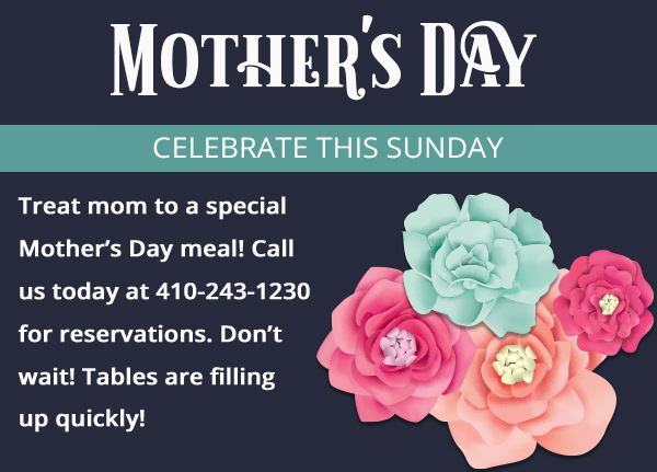 Mother's Day Email Promotion