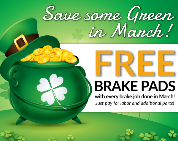 St. Patrick's Day Email Marketing