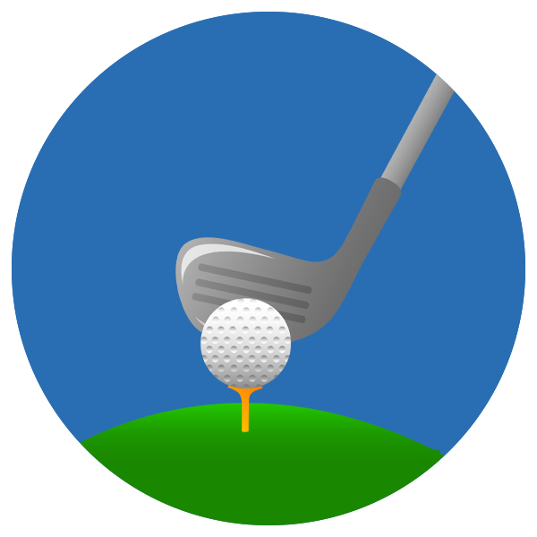 Golf Course Icon