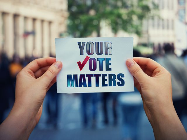 Political candidate drives voters to the polls with addressable geofencing